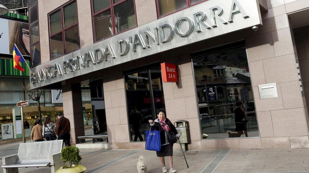 Foto: Oficina de BPA en la capital de Andorra. (Reuters)