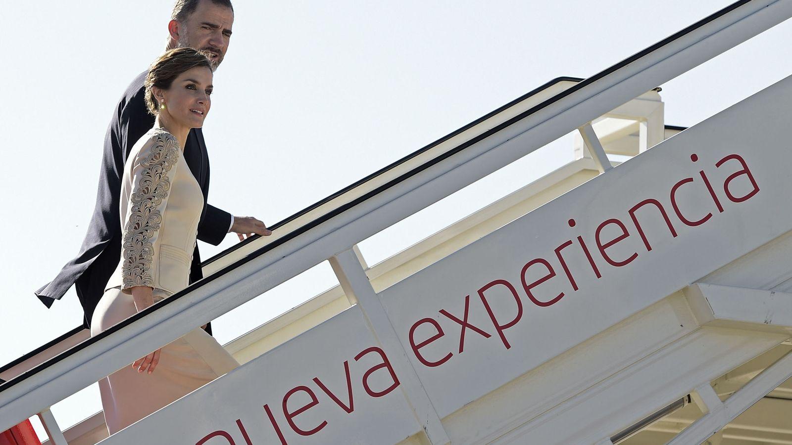 Foto: Los Reyes, en una imagen de archivo. (EFE)