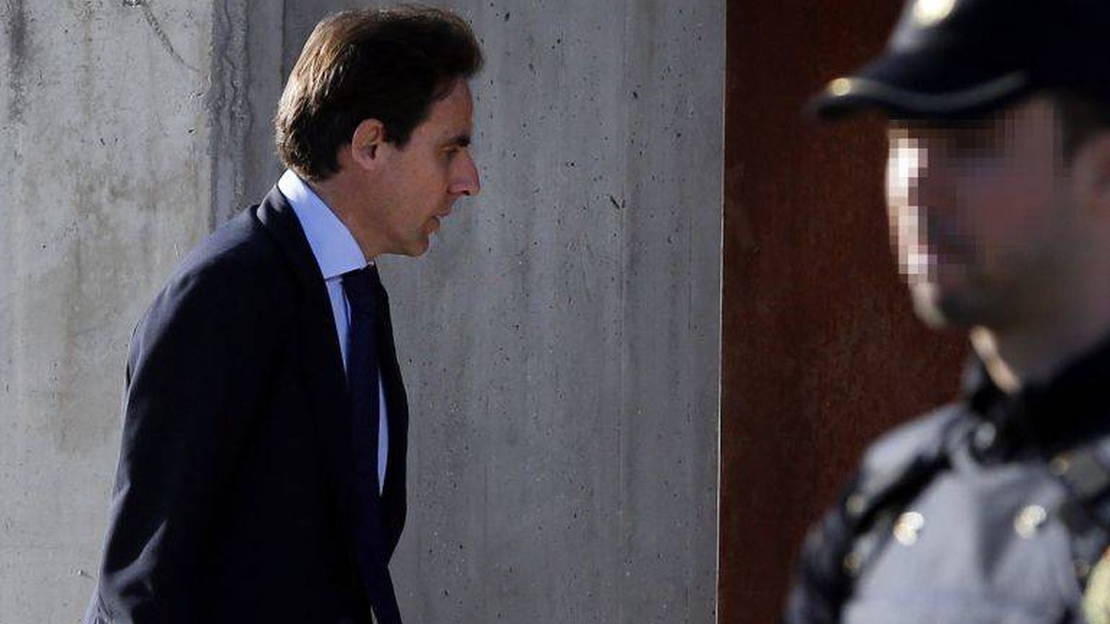 Foto: El empresario Javier López Madrid, directivo de OHL. (EFE)