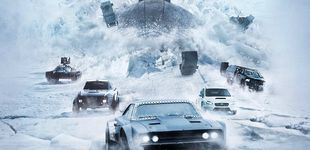Post de 'Fast and Furious 8' arrasa: ya es el estreno más taquillero de la historia del cine