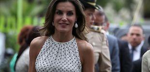 Post de Diario de viaje de Letizia: las coincidencias con la primera dama, los looks y el traspiés
