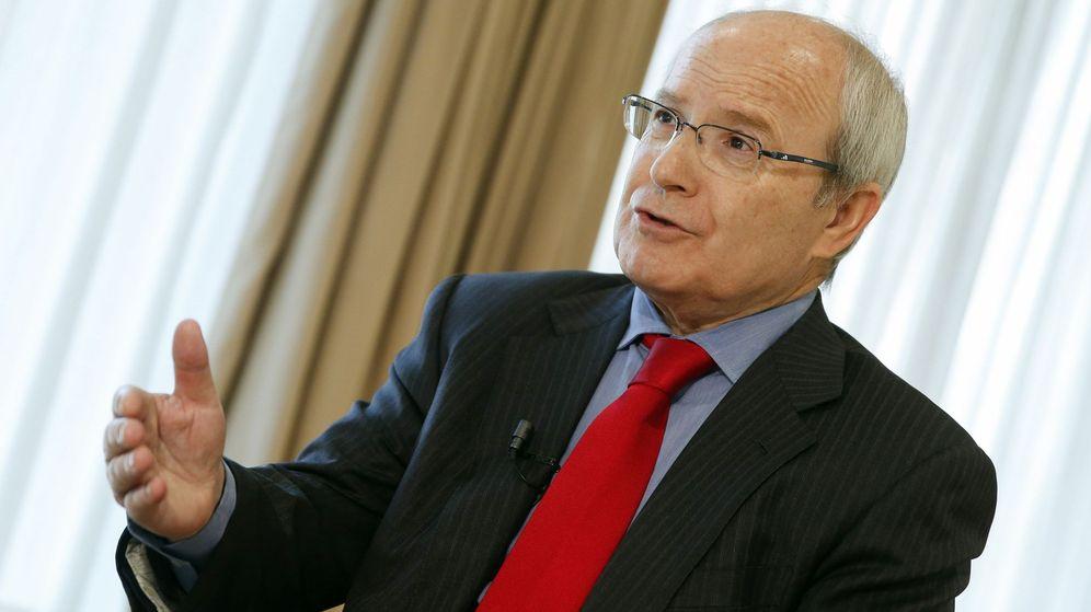 Foto: El expresidente catalán y senador socialista José Montilla. (EFE)