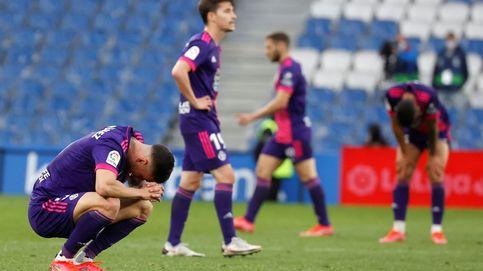 Tres equipos y dos plazas de descenso: Elche, Valladolid y Huesca, asomados al abismo
