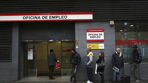 El paro acabará 2015 por debajo del nivel al que lo heredó Rajoy
