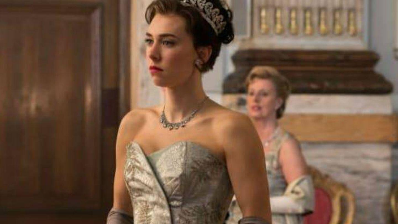 La princesa Margarita, interpretada previamente por Vanessa Kirby. (Netflix)