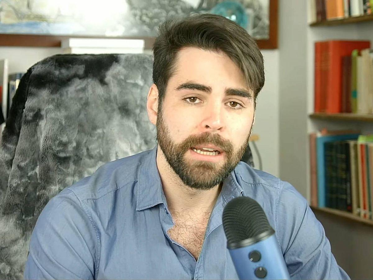 Foto: El 'youtuber' Ruben Gisbert. (Youtube)