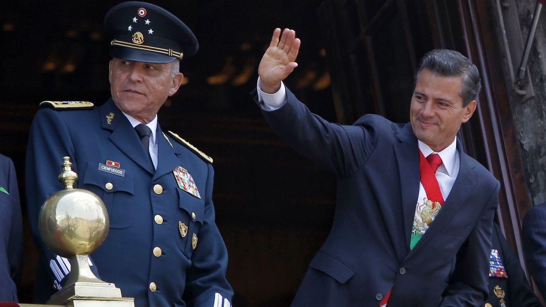 Detenido en EEUU el exministro de Defensa de México Cienfuegos por narcotráfico