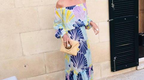 El look preboda de Susana Gallardo y el deslumbrante vestido de Isabel Preysler