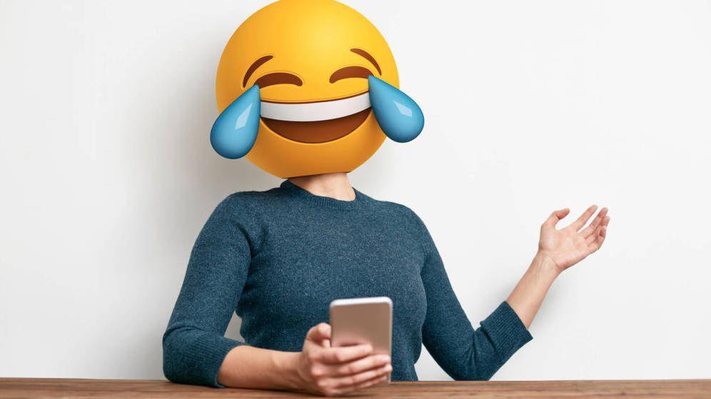 Foto: El emoticono de la risa es uno de los más utilizados cada día.