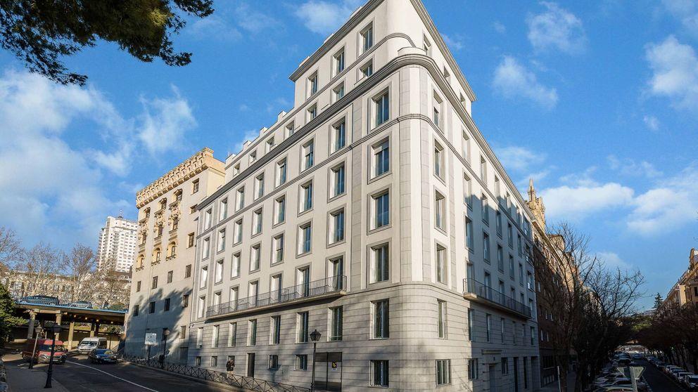Este es el edificio que Kike Sarasola ha alquilado en Madrid para su apartahotel