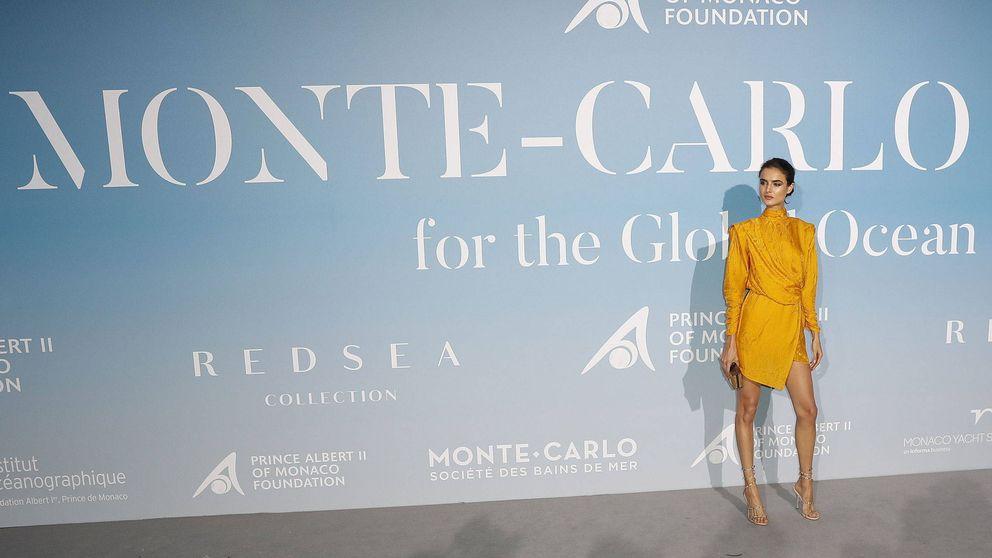 La noche en la que Blanca Padilla brilló en Mónaco (y eclipsó a Charlène y Katy Perry)