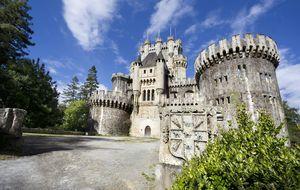 El castillo de Butrón, símbolo de Vizcaya, a subasta por 3,5 millones