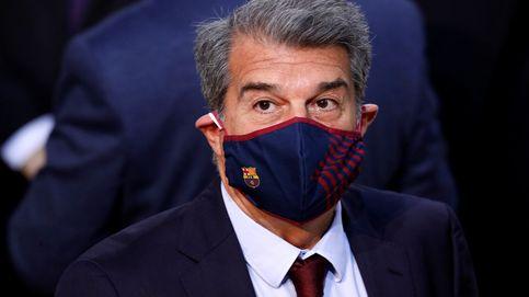 Laporta, la Superliga y el ejército de bancos y abogados de Florentino Pérez