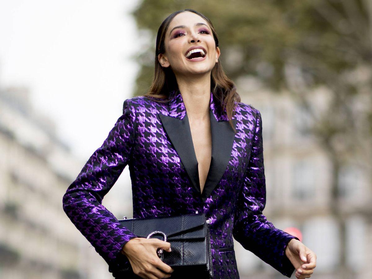 Foto: Street Style de París. (Imaxtree)