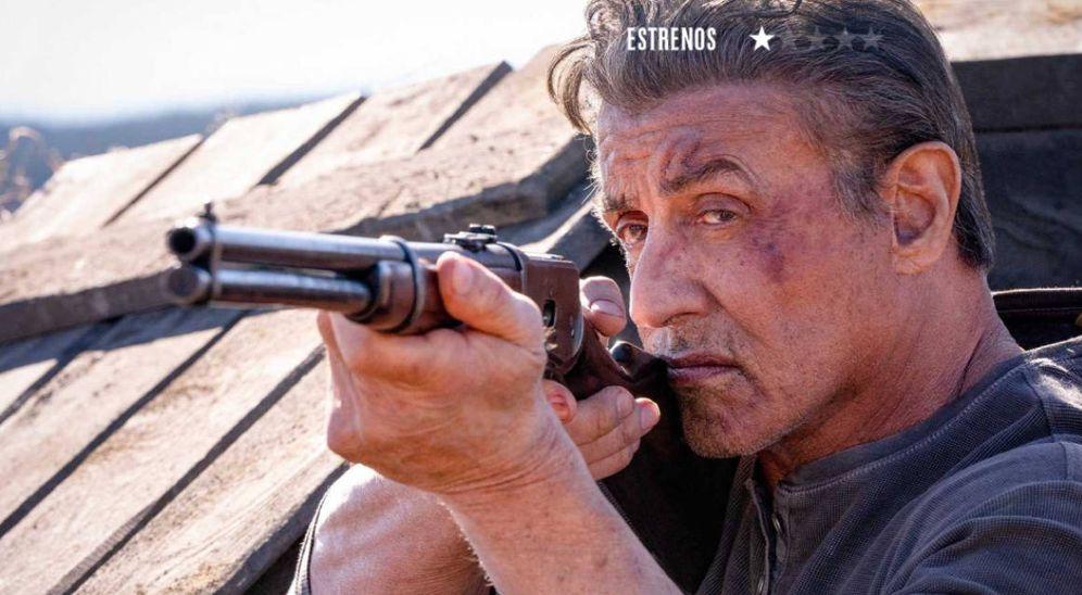 Foto: 'Rambo: Last Blood'.