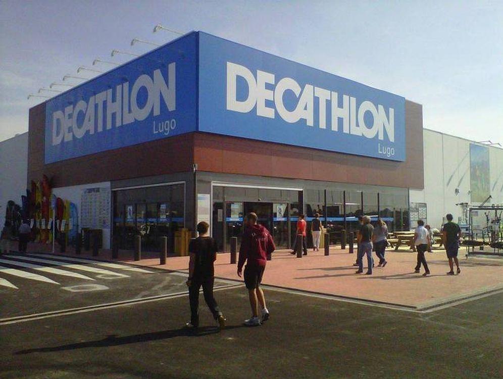 Foto: Decathlon premia a sus empleados en función de su productividad, permanencia y beneficios de la compañía.