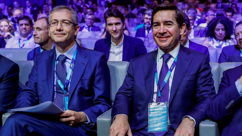 El BCE empujó a BBVA a cambiar el consejo para restar poder a Torres