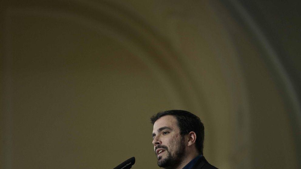 Alberto Garzón compara a Podemos con la UCD del presente