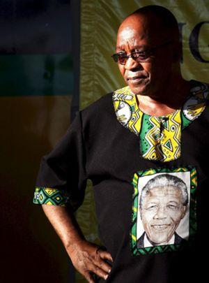 La agitada vida sexual del presidente Zuma