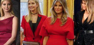 Post de Descubre los últimos looks de Melania e Ivanka Trump y quién los firma
