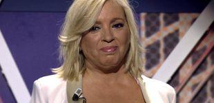 Post de La nueva cara de Carmen Borrego: así fue su cambio radical en 'Las Campos'