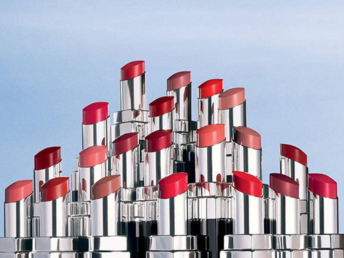 Foto: La nueva colección de labiales de Chanel. (Cortesía)