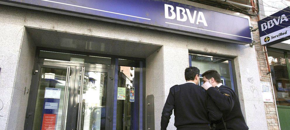 Foto: La gestora Magic Real Estate aglutina las sucursales del BBVA. (EFE)