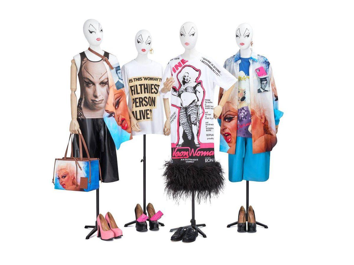 Foto: Arte y moda, un clásico. (Cortesía de Loewe)