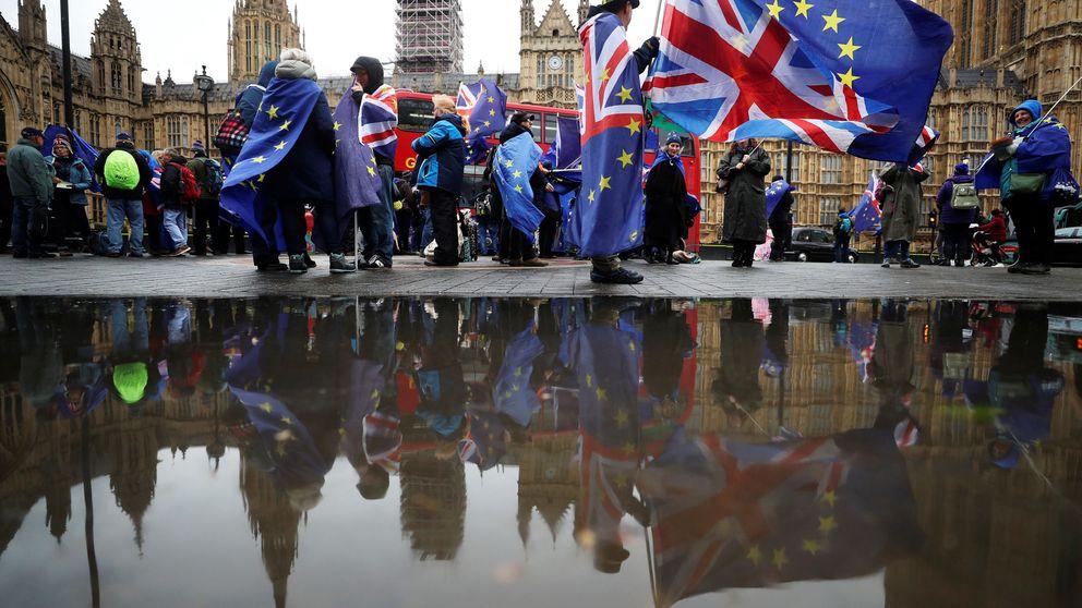 Los Lores vencen a May: pelean por tener la última palabra si no hay acuerdo del Brexit