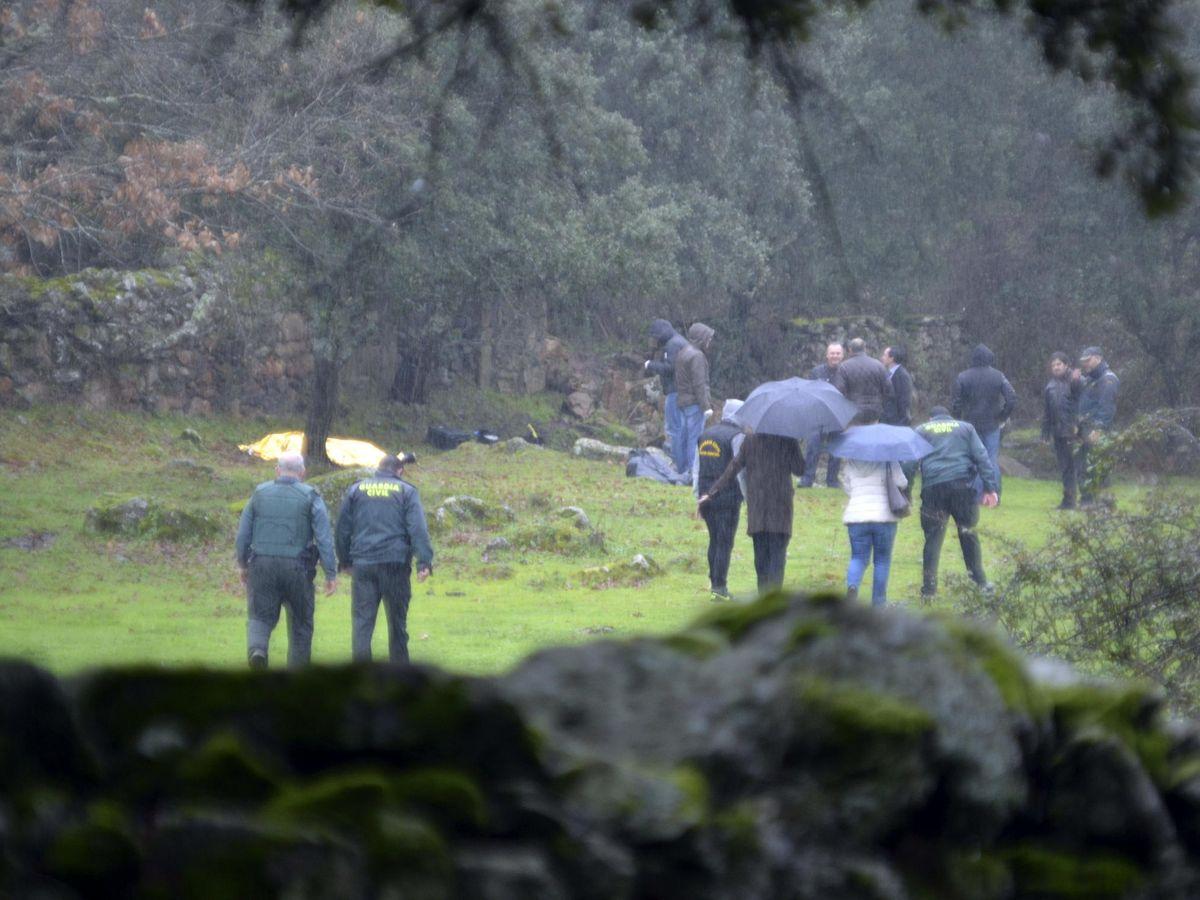Foto: El hombre se habría escondido en las cuevas voluntariamente. (EFE/Eduardo Palomo)