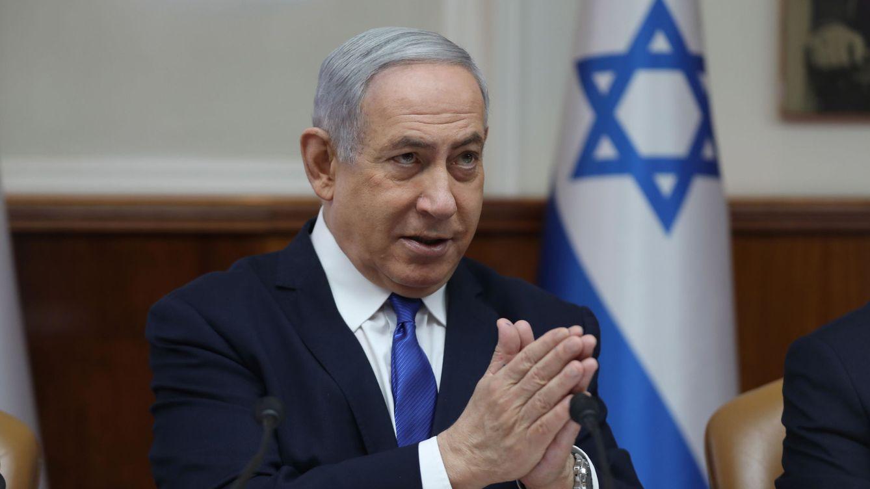 El 'premier' israelí Netanyahu, oficialmente imputado por tres casos de corrupción