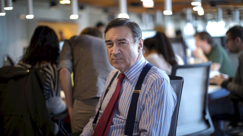 Foto: Pedro J. Ramírez en una imagen de archivo (Gtres)
