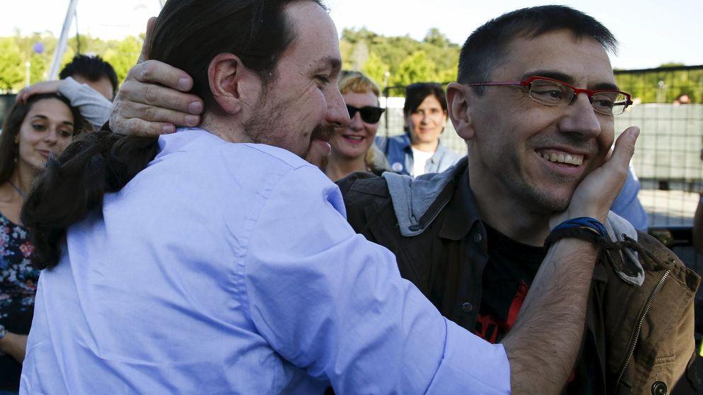 Monedero se pone a disposición de Pablo Iglesias si llega a La Moncloa
