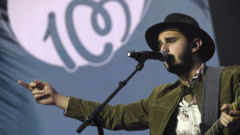 Foto: Uno de los artistas que participaron en 'La noche de Cadena 100'. (EFE)