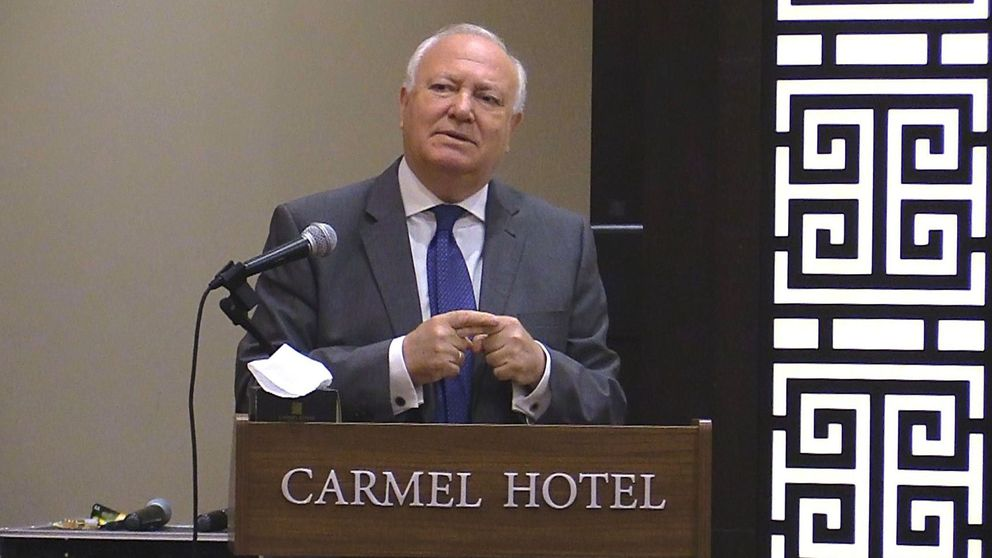 Moratinos trabaja como lobista de Enagás y Elecnor para pujar por el gas de Marruecos