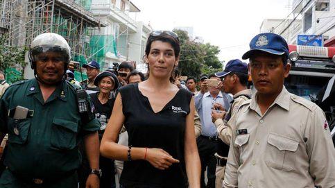 Camboya explica la deportación de la activista: Los españoles hacen magia