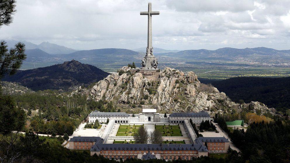 Los franquistas se despiden de su valle: Un último adiós antes de la exhumación