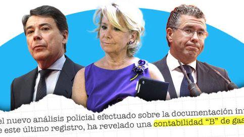 Nueve (presuntas) vías de financiación ilegal del Partido Popular de Madrid