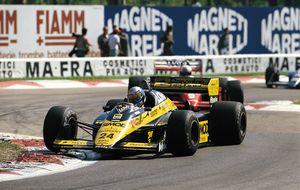 Entre el cementerio y la resurrección en la historia de la F1