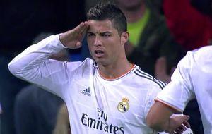 El Bernabéu llama borracho a Blatter y CR7 le dedica un gol