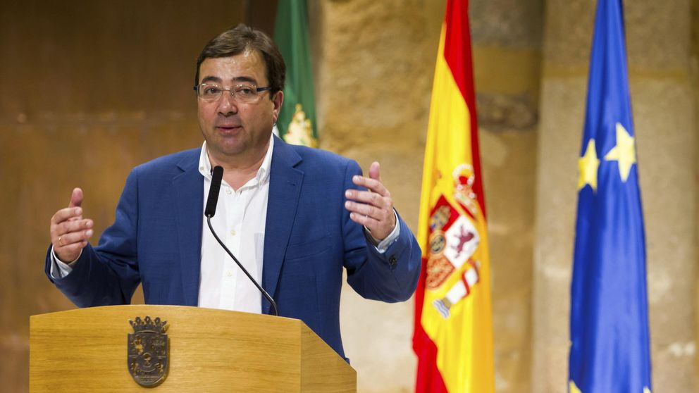 Fernández Vara: Lo que votaron en Grecia era 'si' a salvar personas