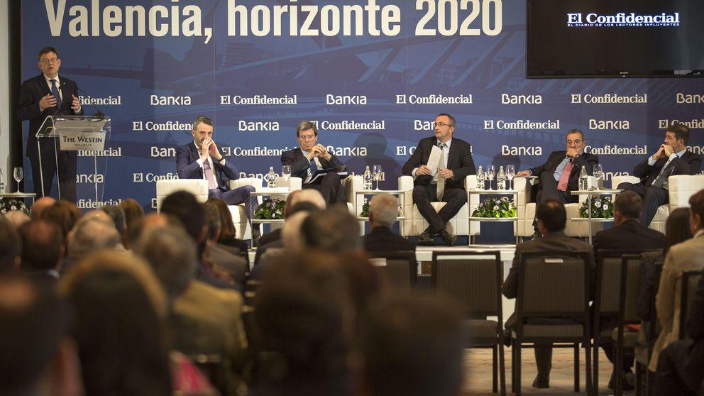 'Valencia, horizonte 2020', jornada organizada por El Confidencial y Bankia