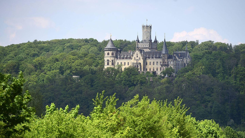 El castillo de Marienburg. (Getty)