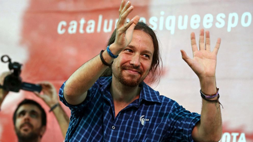 Iglesias no investirá a Mas y dice que hay cosas de Venezuela que le gustan
