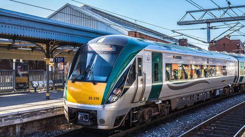 Investigan la agresión a una adolescente a la que empujaron a las vías del tren en Dublín