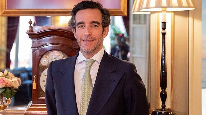 Juanjo Sánchez Puig, CEO de ISDE.