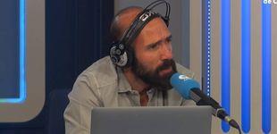 Post de Juan Antonio Alcalá critica '90 minuti' tildándolo de bazofia