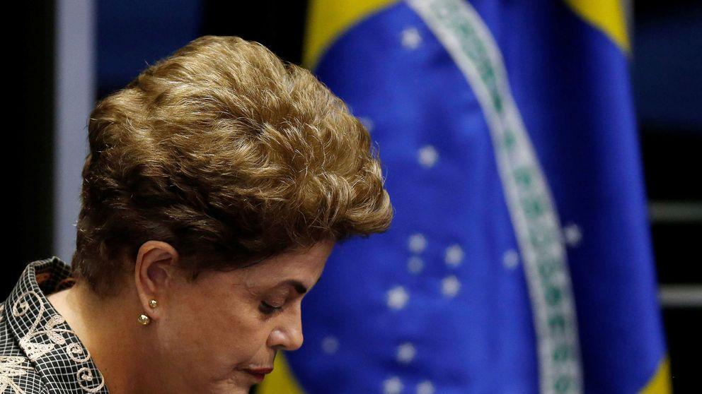 La caída de Rousseff sella el fin de los presidentes-guerrilleros
