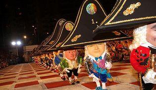 Foto: La Palma pasea a su virgen en la mayor fiesta de Canarias