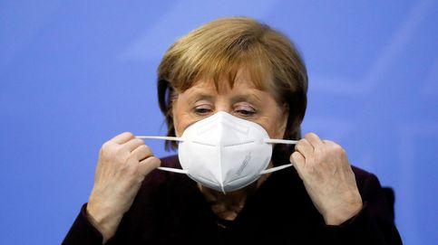 Alemania supera los 2,3 M de casos y prorroga el confinamiento hasta el 7 de marzo
